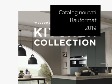 Catalog Bucatarii Moderne BURGER 2018