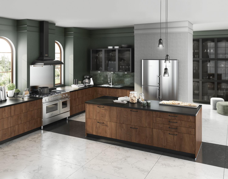 Cum alegem culoarea perfecta pentru peretii bucatariei?