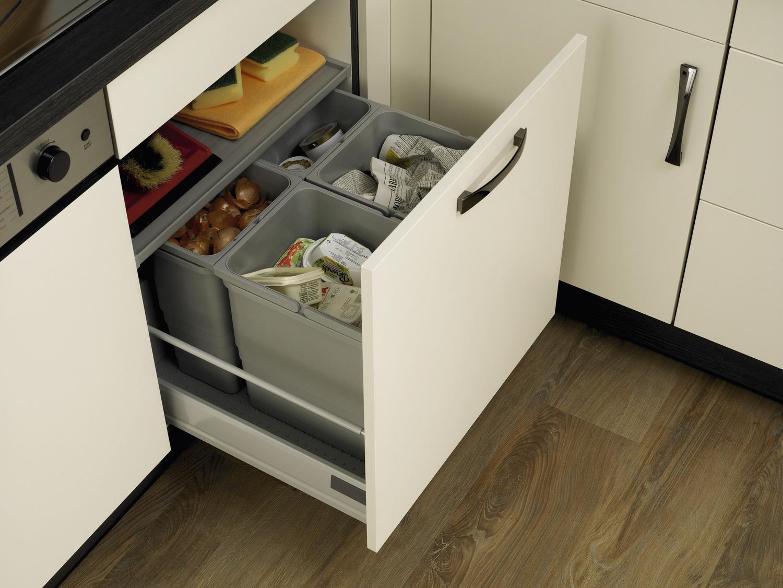 CumSa proiectezi sistemul de gestionare a deseurilor in bucatarie